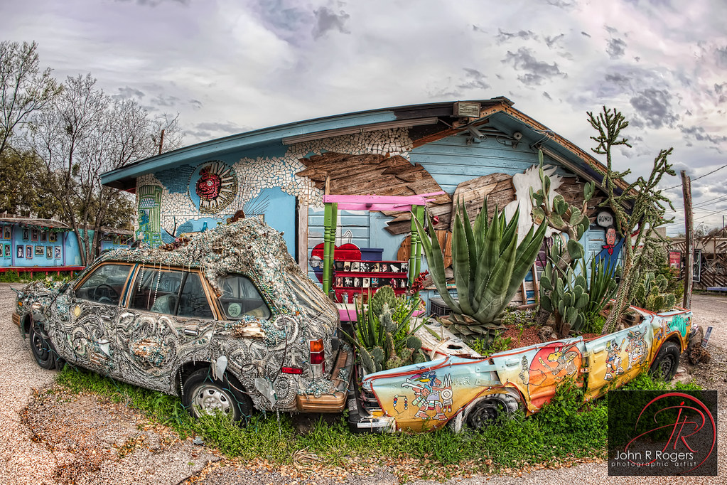 Keeping Austin Weird Art Cars More Playing With The