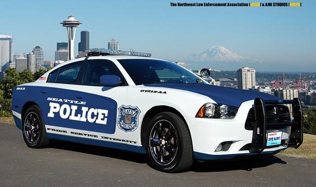 Seattle Police Department Washington Dodge Charger Pursuit Ajm Nwpd Nleaf Flickr Photo