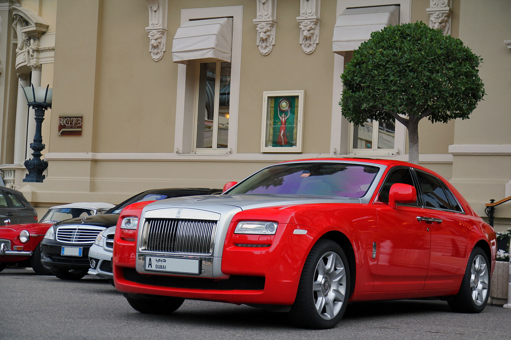 rolls royce ghost ensign red romain drapri flickr. Black Bedroom Furniture Sets. Home Design Ideas