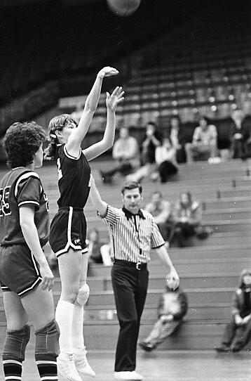 Women's Basketball vs. Nebraska-Omaha - 1983 | Description ...