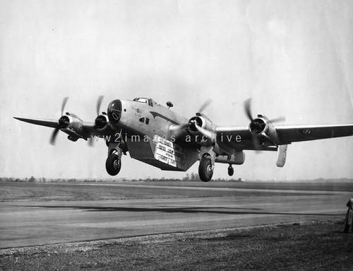 Photo Page: Handley Page Halton (Image Ref: A05203P)