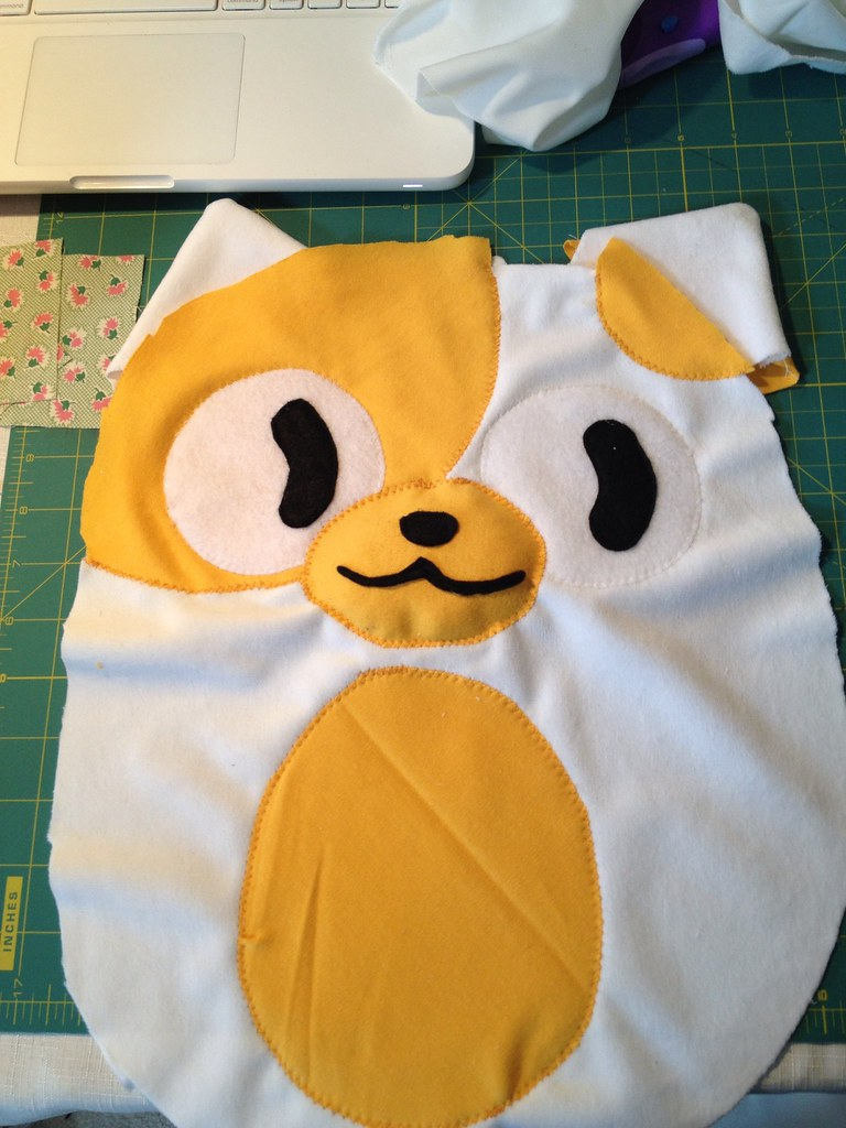 Adventure Time Cake Plush