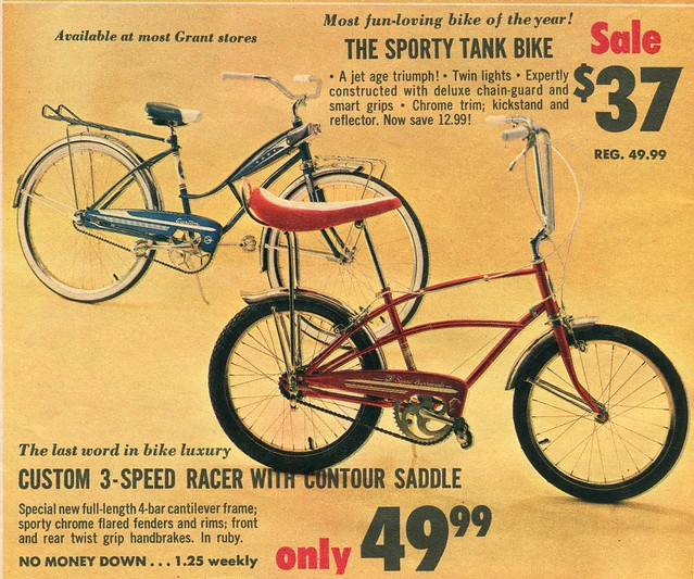 Ross Bicycle Catalog – Quotes of the Day