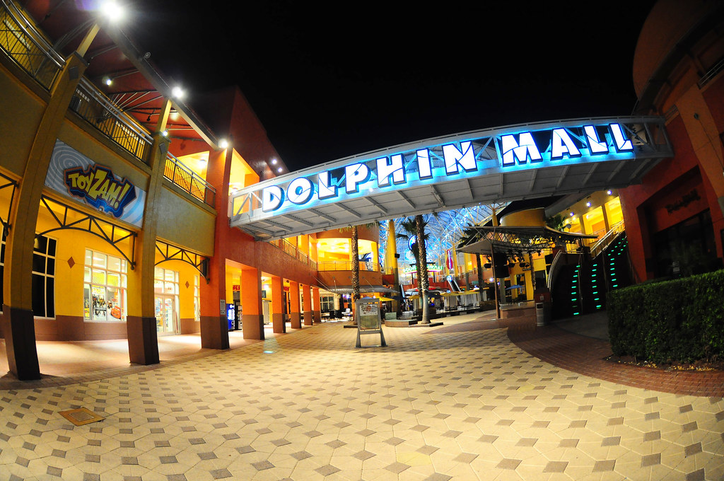 D B Dolphin Mall Dolphin Mall - Miami, ...