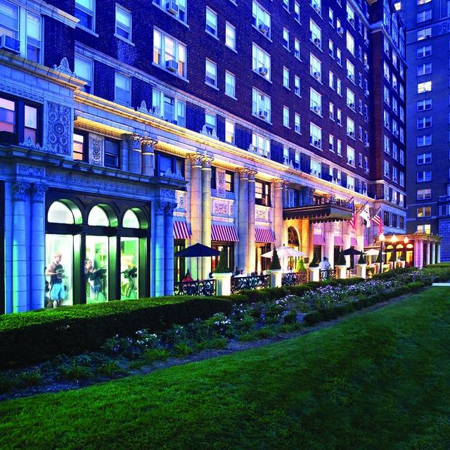 Central West End City Apartments St Louis