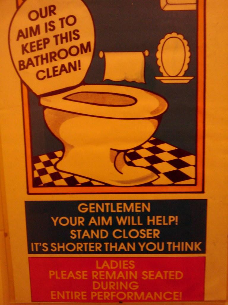 Keep bathroom dry