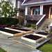Front yard vegetable garden 1
