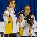 Napanee, ON Feb 11 2011 M&M Canadian Juniors MB Skip Shannon Birchard & Third  Selena Kaatz Michael Burns Photo Ltd.