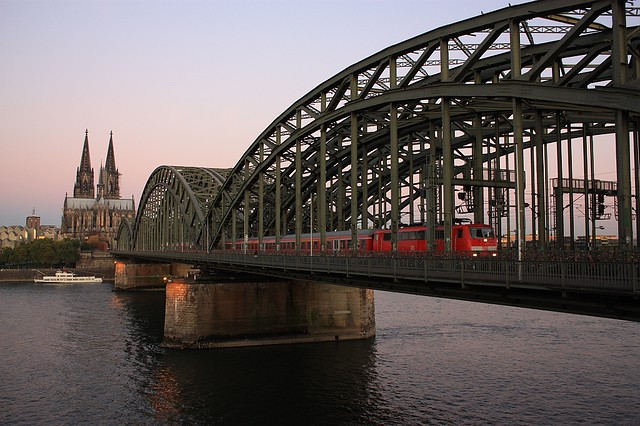 Koeln, Cologne, Cologne Cathedral, Koelner Dom