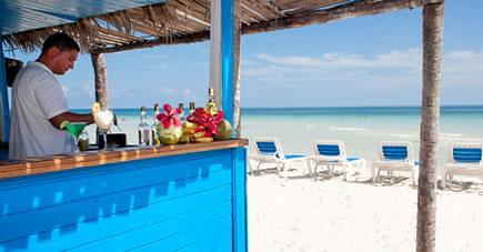 Beach Bar Hotel Tryp Cayo Coco Beach Bar At Hotel Tryp