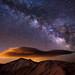 'Milky Way' Over the Rockies!