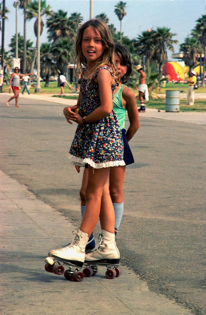 Venice beach 1980s