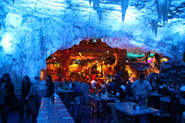 Orlando florida usa t rex restaurant mar 2012 orlando for Restaurant t rex