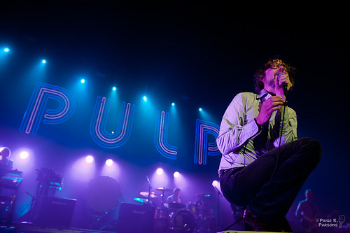 Pulp at The Warfield in San Francisco | by gussifer | thecolorawesome.com