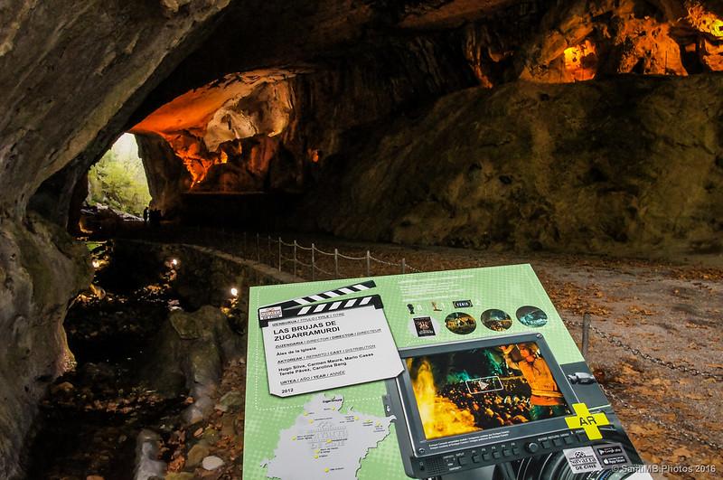 Un lugar cinematográfico, de Las Brujas de Zugarramurdi