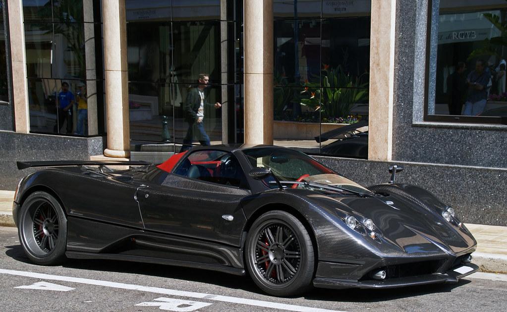 Pagani Zonda New Car