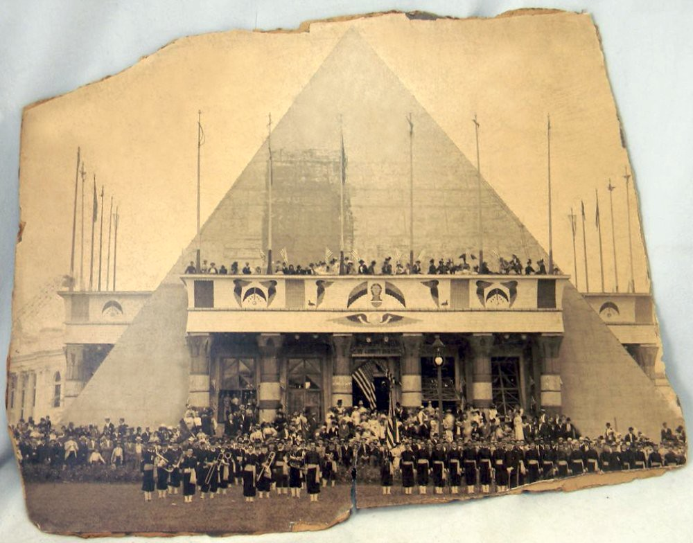 How to write a brochure on the centennial exposition of 1897