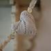 Lace & Linen Heart