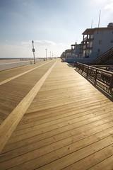 The new boardwalk, Feb 15, 2012