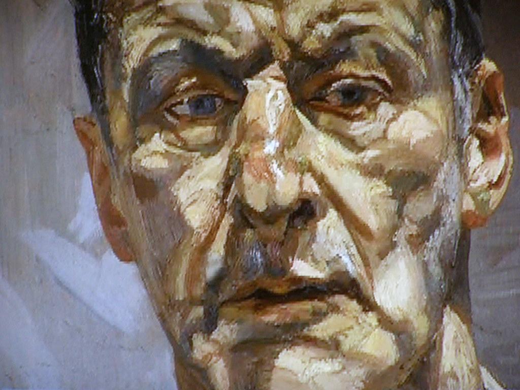 self portrait by lucian Freud .....c951 | Alan | Flickr Self