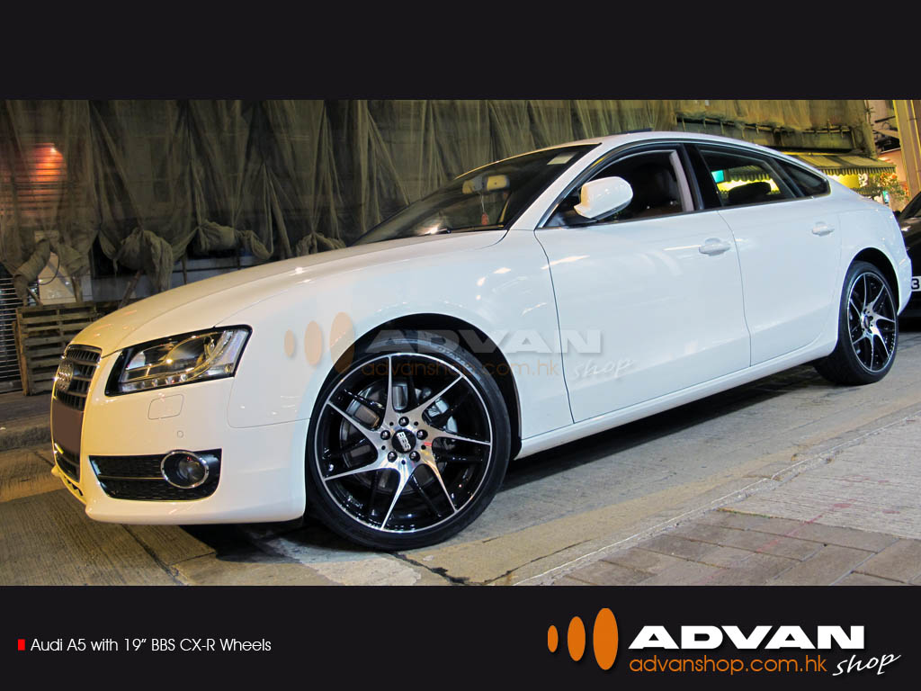 Audi A5 With 19 Bbs Cx R Wheels Audi A5 With 19 Quot Bbs Cx