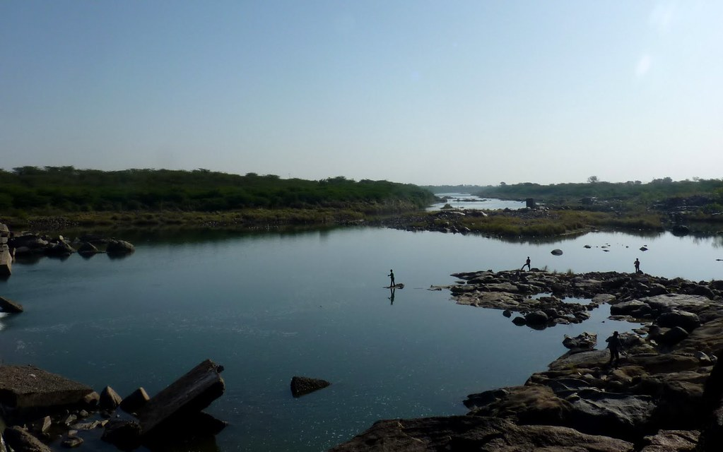 River Manjeera Hyderabad C Purushotham Flickr