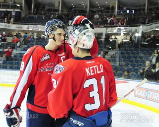 Lethbridge Hurricanes game photo | by CanesCast - Lethbridge Hurricanes game photos