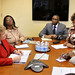 UN Women Executive Director Michelle Bachelet meets with Dr. Naomi Shaban, Minister for Gender, Children and Social Development and Linah Kilimo, Asistant Minister for Co-Operative Development of the Republic of Kenya