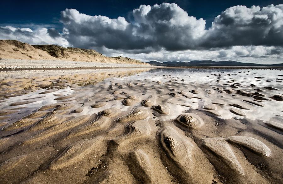 Abermenai Sands Newborough Beach Anglesey Wouldn T