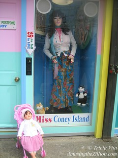 Miss Coney Island and friends | by me-myself-i
