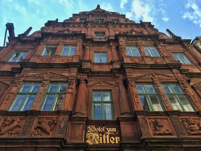 Hotel zum Ritter (Heidelberg, Alemania)