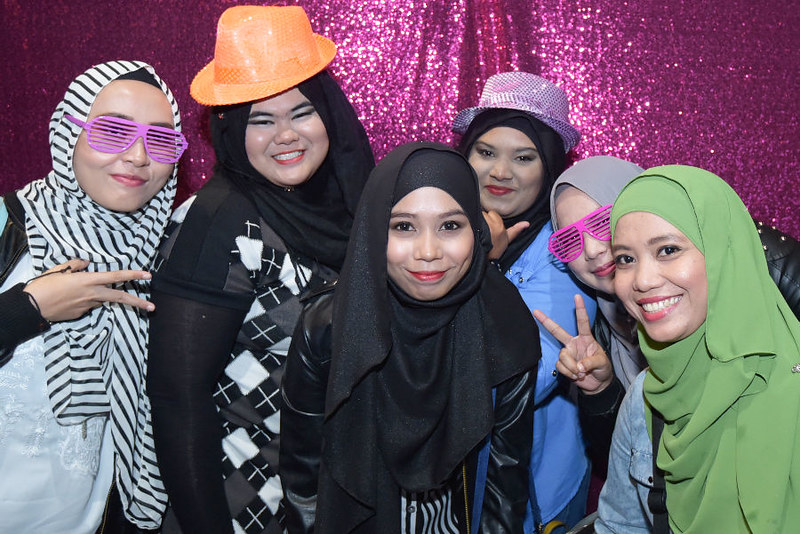 Photo Booth Rental for Annual Dinner