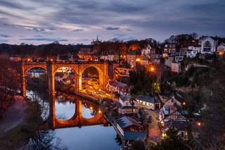Knaresborough Riverside | by Vaidas M