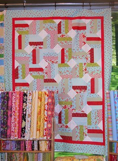 Jelly Bean Quilt, by Thimble Blossoms | by bits-n-cotton