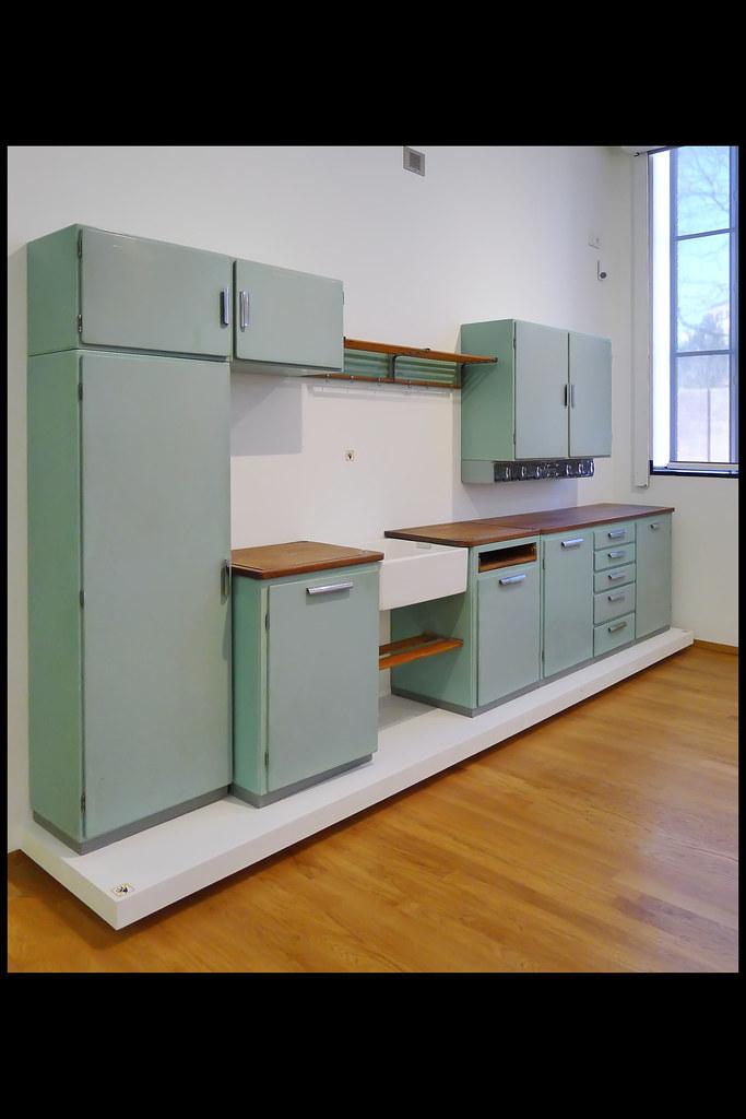 Retro Keuken Bruynzeel : bruynzeel keuken 01 1938 zwart p (gemeentemuseum den haag ? Flickr