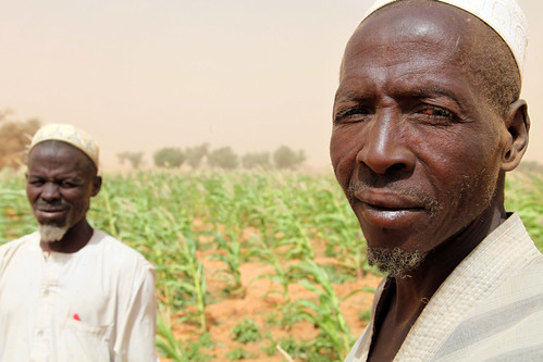 Villagers in Molia, Niger | by United Nations Development Programme