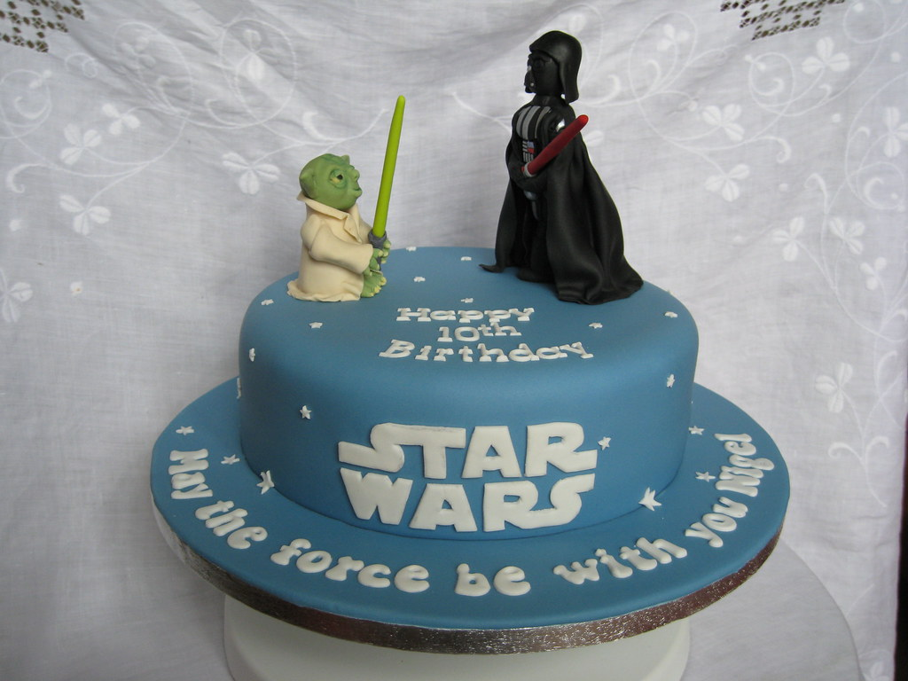 Star Wars Birthday Cake Instructions Sao Mai Center