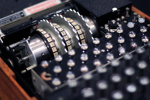 20120416_F0001: Enigma coding wheels | by wfxue