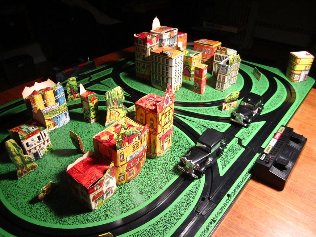Dx Getaway Chase Game Loopdeeloop Flickr