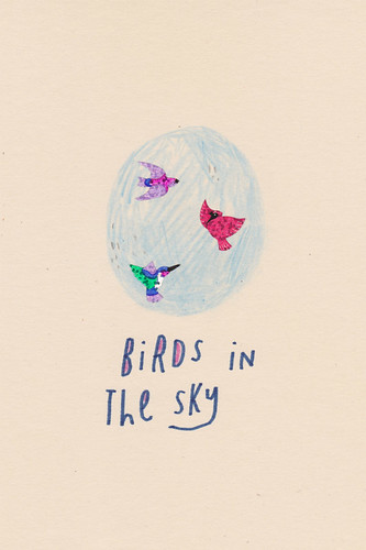 Birds in the Sky | by hollyleonardson