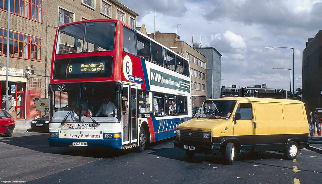 Moat Lane, Digbeth, Birmingham, 2000 | Making its way into C… | Flickr
