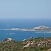 Beautiful landscape of Corsica