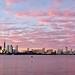 Perth City - Under A Sunset Sky