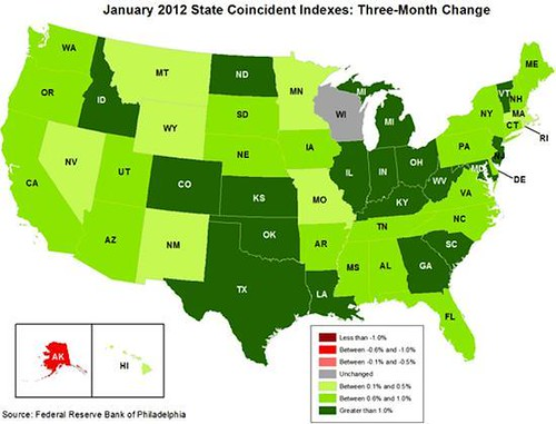 WI Only State w/o job growth 2011 | by Shards08
