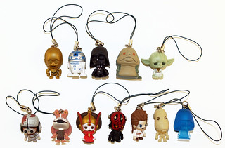 Star Wars Panson Works figure straps | by The Official Star Wars