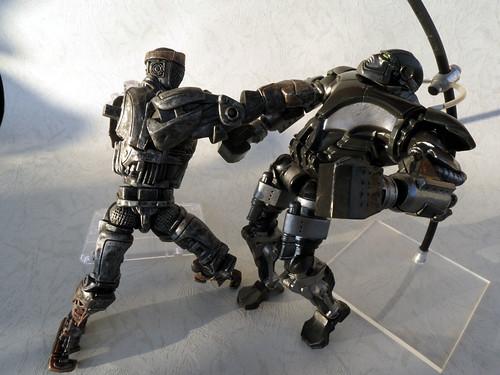 Real Steel Pictures Real Steel Zeus vs Atom_13