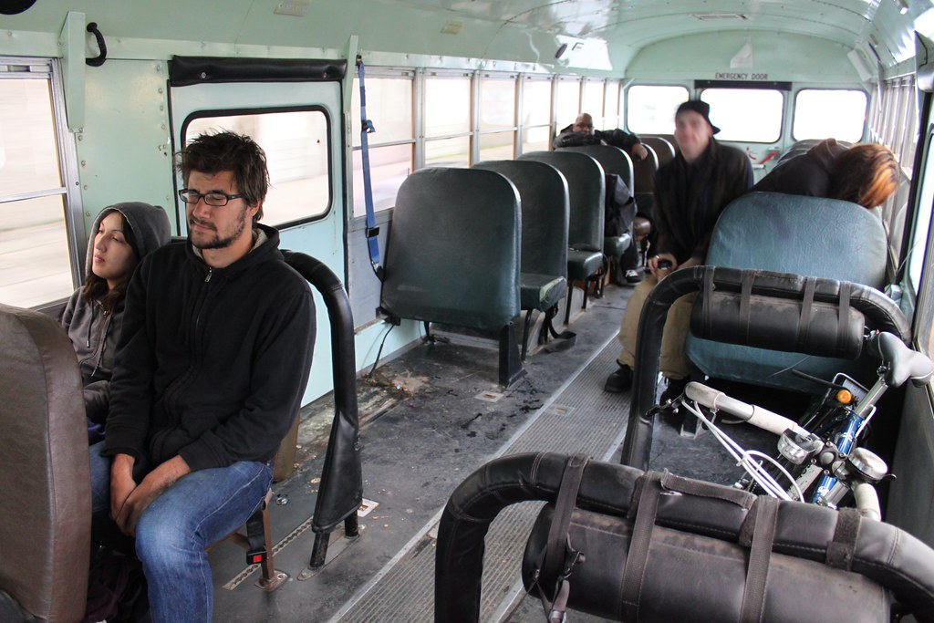 Seattle to Portland: Craigslist Rideshare in a School Bus ...