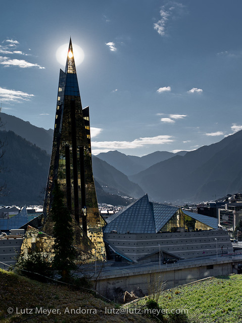 Escaldes Andorra  city photo : Andorra city views: Escaldes, Andorra | Caldea spa, Escaldes ...