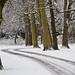 gunnersbury snow