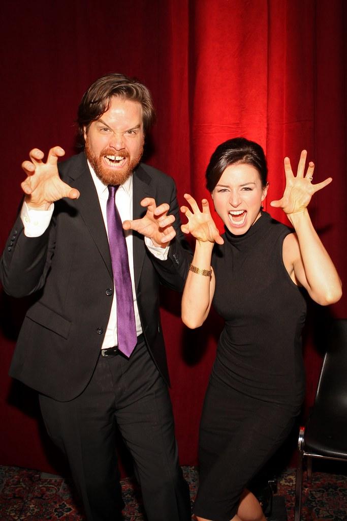... & Rob Tiger | Caterina Scorsone of ABC's Private Pr… | Flickr